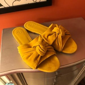 Tory Burch size 9 sandals 👒*